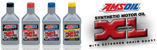 Amsoil xl synthetic extended life sae 5w 30 motor oil for Best motor oil in the world